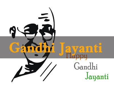 Gandhi Jayanti Whatsapp Video Status