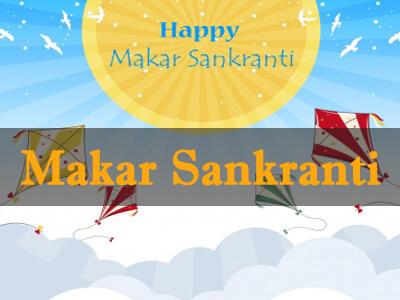 Makar Sankranti - Uttrayan 2019
