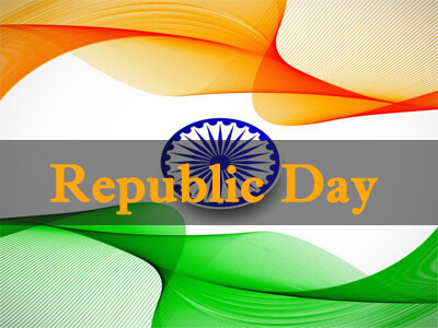 26 January - Republic Day