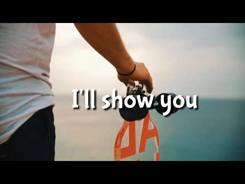 I'll show you | Justin Bieber | Lyrics Video | Whatsapp status Video
