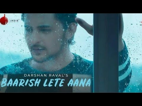 Darshan Raval New Song | Baarish Lete Aana Whatsapp Status Video | Darshan Raval Whatsapp status | Swag Video Status