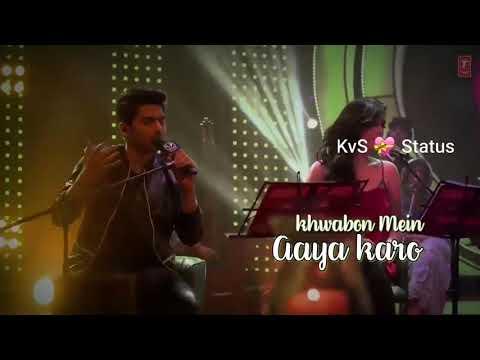 Neha kakkar Mujhe Nind Aati Nahi Love whatsapp status | Swag Video Status