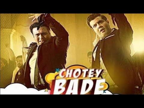 Chotey Bade- Whatsapp Status - FRYDAY | Govinda | Varun Sharma | Mika Singh | Ankit Tiwari | Swag Video Status