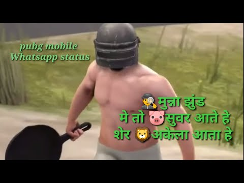 Pubg mobile Whatsapp status||pubg royal status | Swag Video Status