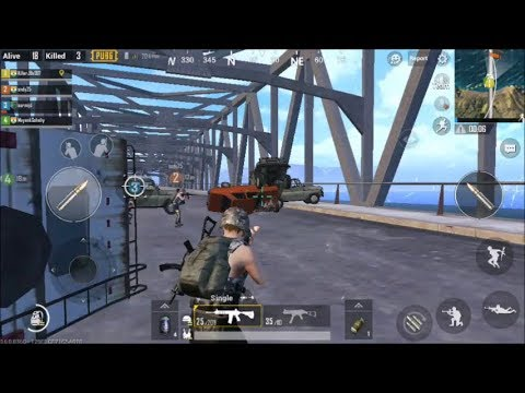 PUBG FUNNY # WATTSUP STATUS #BROKE THE BLOCKED BRIDGE  | Swag Video Status