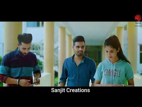 Jingadi Tere Aise viti jo | Full screen | College life Romantic whatsapp status video 2018 | Swag Video Status