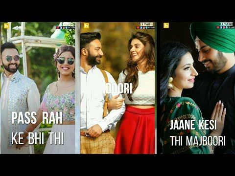 Pass Rahke Bhi Thi Doori | Full screen status romantic || full screen status love | Swag Video Status