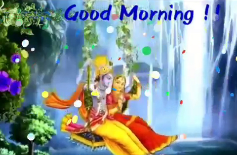 Good Morning-Oo Kanha Ab To Murli Ki