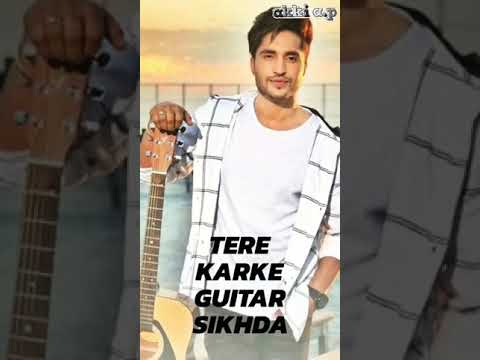 Guitar sikhda Fullscreen whatsapp status || jassi Gil whatsapp status || Punjabi whatsapp status | Swag Video Status