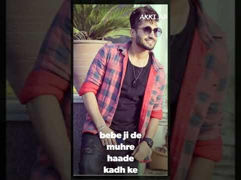 Bapu Zimidar whatsapp status Fullscreen || jassi Gil whatsapp status || Punjabi whatsapp status | Swag Video Status