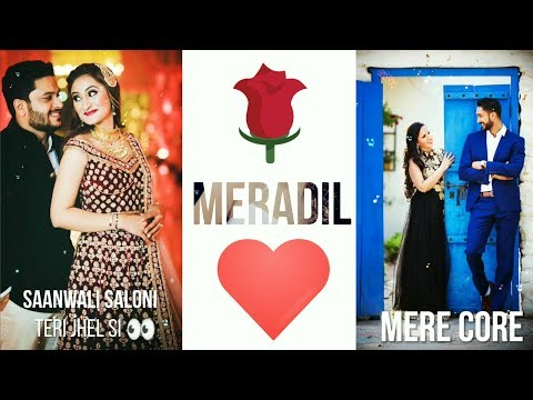 SaanWali Saloni _ NEW | LOVE WHATSAPP STATUS | Swag Video Status