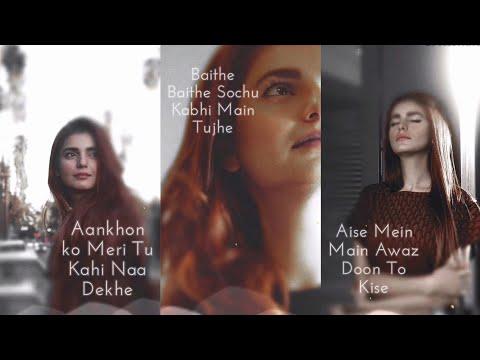 Aaya Naa Tu - Full Screen What'sapp Stutas Video || Girls Sad Full Screen What'sapp Stutas Video | Swag Video Status