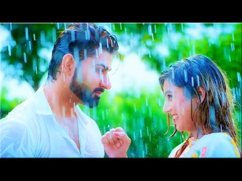 Romantic Love Rain Status | Mujhe Nind Na Aaye | Unplugged Cover | Dil | WhatsApp Status Video | Swag Video Status