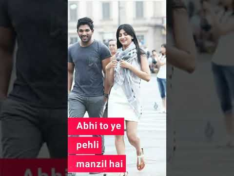 Full Screen Whatsapp Love Status (Song name:- Apna hi saaya dekh ke tum) | Swag Video Status