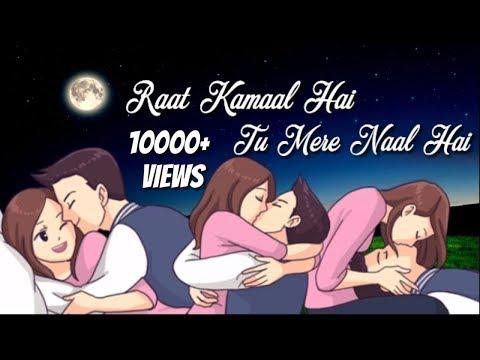 Raat Kamaal hai | Guru Randhawa | Whatsapp Status Video | swag status video