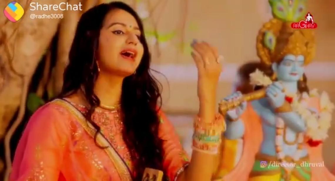 Dwarika no Nath maro Raja Ranchhod chhe Kinjal Dave | Swag Video Status