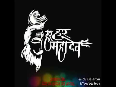 Shiv Shankar Tera Nasha he chada | Swag Video Status