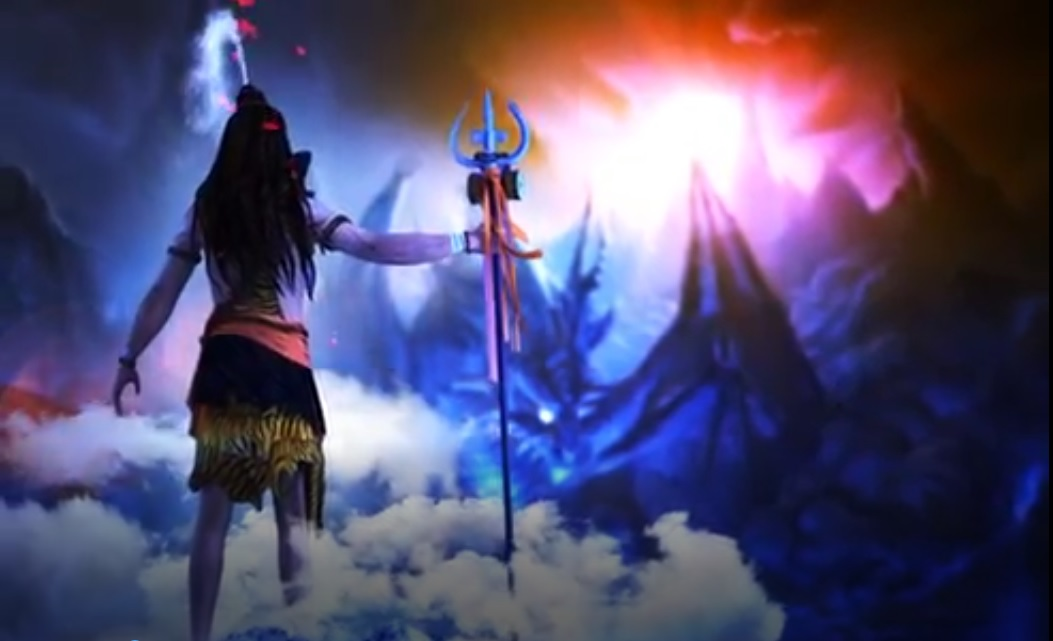 Mahadev animation title | Swag Video Status
