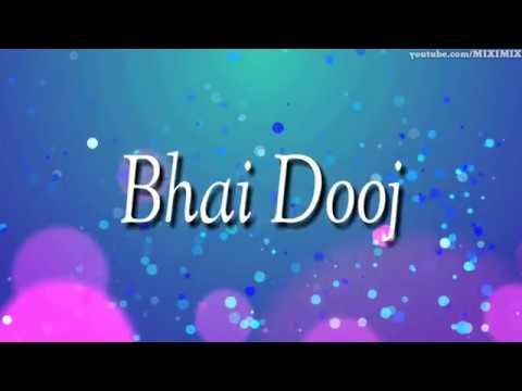 Bhai dooj special   Bhaubeej whatsapp status   Swag Video Status