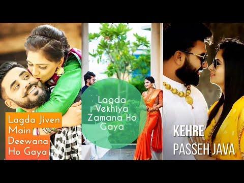 Duniya Toh Main Sari Begana Ho Gaya   New Full Screen What'sapp Stutas    Romantic Full Screen What'sapp Stutas Video   Swag Video Status
