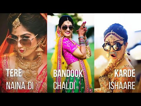 Tere Naina Di Bandook Chaldi - Full Screen What'sapp Stutas || Girls Attitude Full Screen Stutas | Swag Video Status