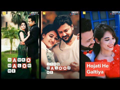 Na Me Apana Raha Na Kisi Orka | Full screen status love || full screen status new | Swag Video Status