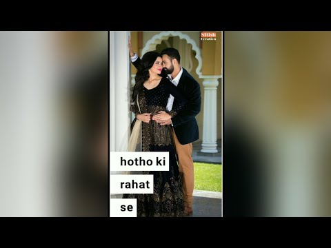 Akele Rahe Is Jamane Me hum   Female version romantic full screen WhatsApp Status Video   Swag Video Status