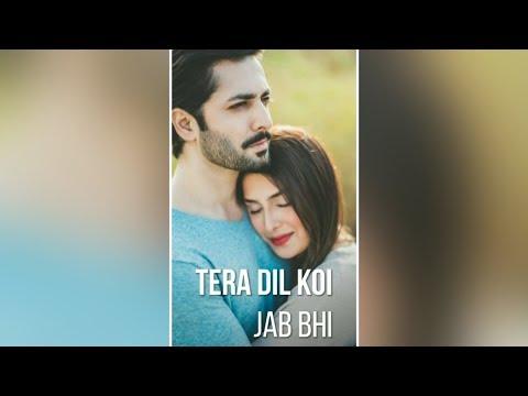 Tera dil koi jab bhi dukhayega full screen WhatsApp Status Video || sad status  | Swag Video Status