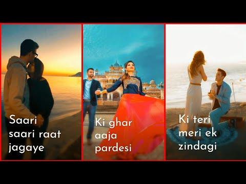 Sari Sari Rat Jagaye Mujko Teri Yaadein | New Love Whatsapp Status | sad whatsapp status |  Swag Video Status