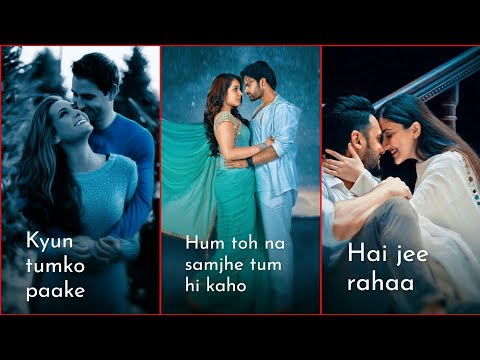 Hum to na samje tumhi kaho | New Love Whatsapp Status | sad whatsapp status | Swag Video Status