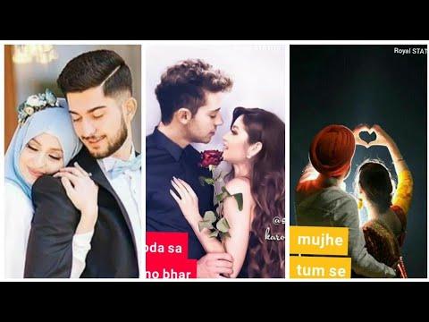 Kaise Dil lagae Kar Gaye | Full screen WhatsApp status || New romantic status | Swag Video Status