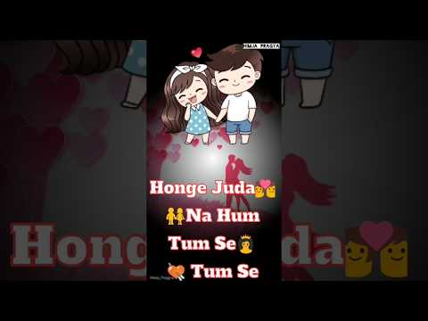 Tum Se- Full Screen Whasapp Status Love|| New Full Screen Whasapp Status Tum Se Jalebi |  Swag Video Status