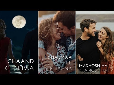 Chaand Chupa Baadal Mein || Love Whatsapp Status | Swag Video Status
