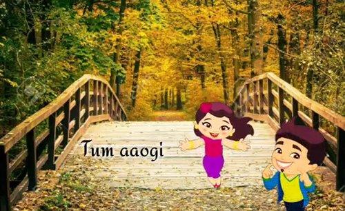 Mana Ki Tum Sath Nahi Ho Aankhon Mein Tera Hi Chehra