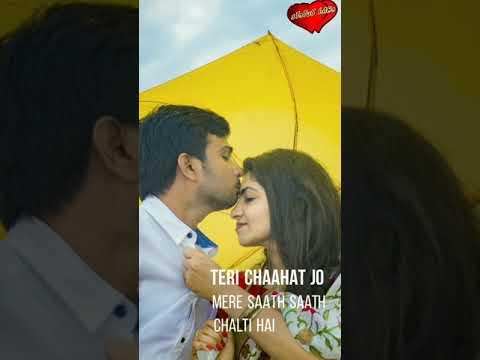 Tu Jo Has Has Ke Sanam Mujhse Baat Karti Hai | Romantic WhatsApp Status Full Screen | Swag Video Status