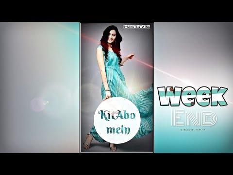 Kitabo Me Padha Tha Ye | New Romantic full screen whatsapp status | Swag Video Status