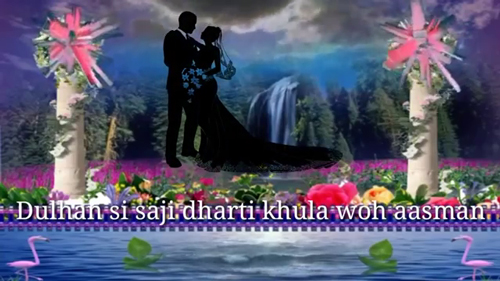 Dulhan Si Saji Dharti Khula Aasman