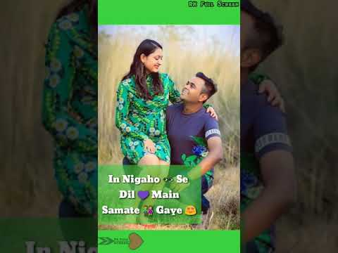 Zindagi Ban Gaye Ho Tum Full Screen WhatsApp Status | Swag Video Status