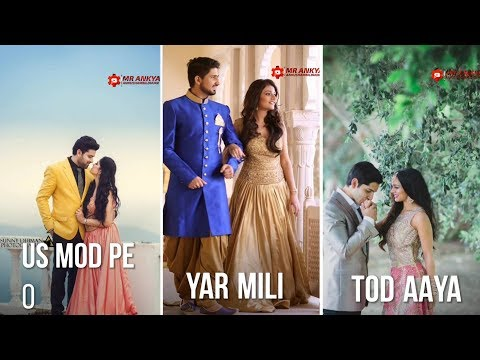Us Mod Pe O Mutiyar Mili Old Song Full Screen Whatsapp Status Video | Swag Video Status