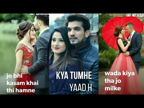Jo Bhi Kasam Khai Thi Hamne Full Screen Whatsapp Status | Swag Video Status