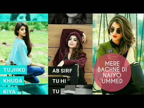 Mere Bachne Di Naiyyo Ummed | Latest Female Version Whatsapp Status | Swag Video Status