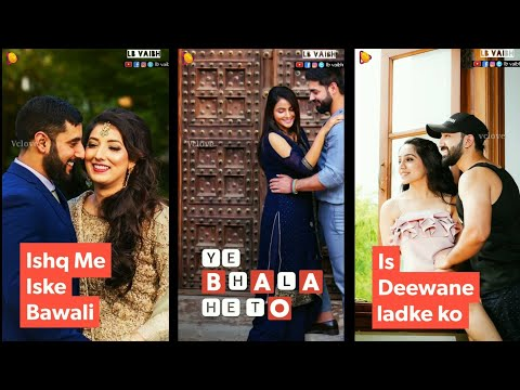 Is deewane ladke ko Full screen status || Full screen status Romantic | Swag Video Status