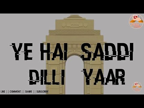 WhatsApp status video || millind gaba new song || Saddi Dilli new song with lyrics | Swag Video Status