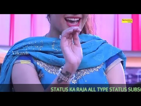 New WhatsApp Status Video Song 2018 | feat. Sapna Choudhary | Swag Video Status