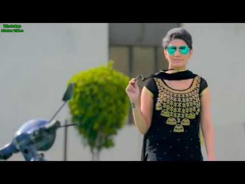Sapna Choudhary Prada Whatsapp Status Video 2018 | Swag Video Status