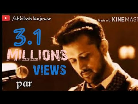 Atif Aslam | heart touching dialogue | whatsapp status | Swag Video Status
