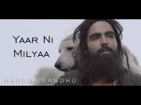 Yaar Ni Milya Hardy Sandhu whatsapp status lyrics video song full hd | Swag Video Status
