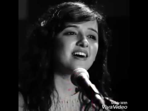 Chaand chupa badal mein by Shirley Setia || cute shirley whatsapp status | Swag Video Status