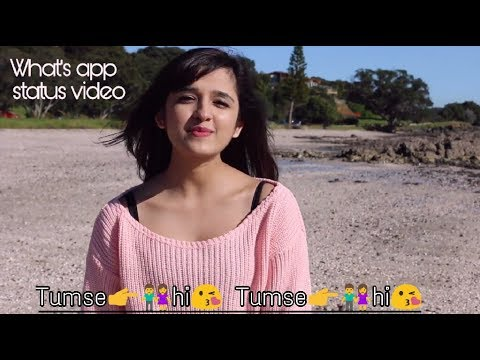 Tum Se Hi | Female Cover by Shirley Setia | Whats app status video | Swag Video Status