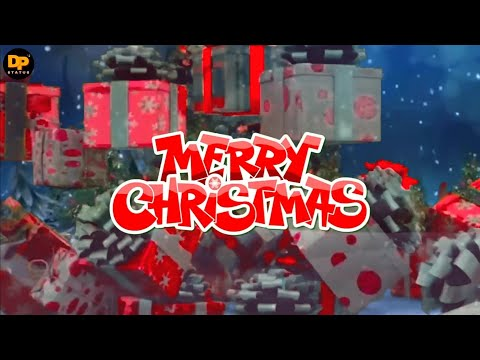We Wish You Merry Christmas | Christmas Status | Merry Christmas Wishes | Santa | Swag Video Status